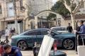 Primeras imágenes del nuevo Audi A7 L sedán totalmente desnudo