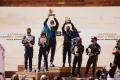 Kristoffersson, Taylor y RXR triunfan en el Desert X-Prix de Extreme E