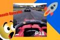 Sainz ya se atreve con el Ferrari en las salidas: así fue su arrancada en Imola