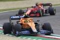 Sainz, con McLaren en el punto de mira: «Es una batalla muy divertida»