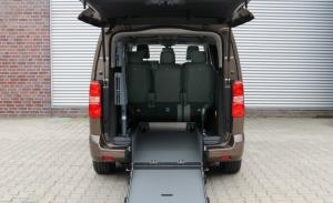 El Opel Zafira e-Life, un monovolumen eléctrico adaptado a la movilidad reducida