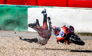 La operación de Jorge Martín se pospone y se complica su presencia en Jerez