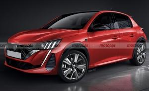 Peugeot 208 2023, atisbando la próxima renovación del utilitario francés