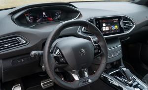 La escasez de microchips obliga al Peugeot 308 a renunciar a la instrumentación digital