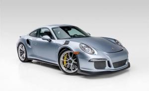 Pieza única: el Porsche 911 GT3 RS de Jerry Seinfeld vuelve al mercado a precio de ganga