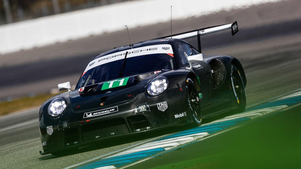 Porsche completa la alineación de sus GTE para Portimao y Le Mans