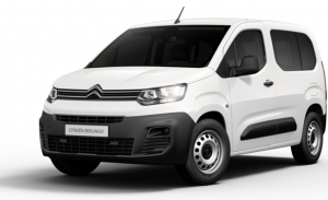 La versión más barata del Citroën Berlingo, ¿está bien equipada? ¿Cuál es su motor?