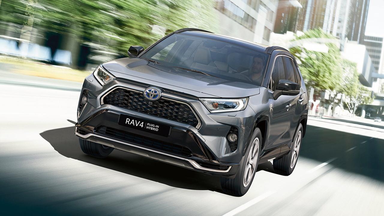 Toyota RAV4 Plug-in, el esperado SUV híbrido enchufable ya tiene precios en España