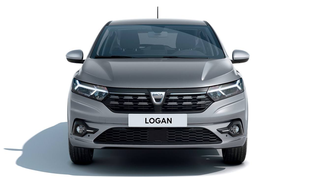Dacia Logan 2021 - frontal
