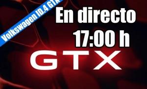 Sigue en directo la presentación mundial del nuevo Volkswagen ID.4 GTX
