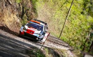 El Rally de Croacia se cerrará con un duelo a tres por la victoria