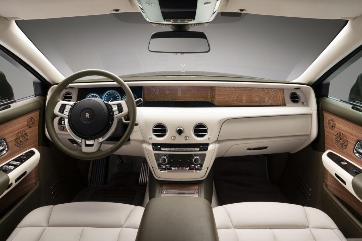 Foto Rolls-Royce Phantom Oribe - interior