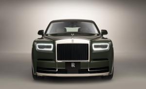 El Rolls-Royce Phantom Oribe es la reproducción sobre ruedas de un lujoso jet privado