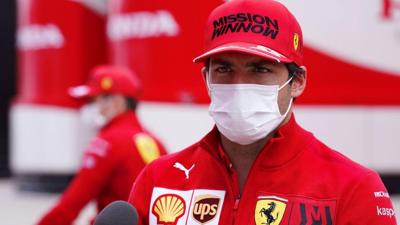 Sainz, a favor de las carreras sprint de los sábados: «Los pilotos queremos correr»