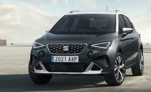 SEAT Arona 2021, el SUV español más vendido estrena imagen y tecnología