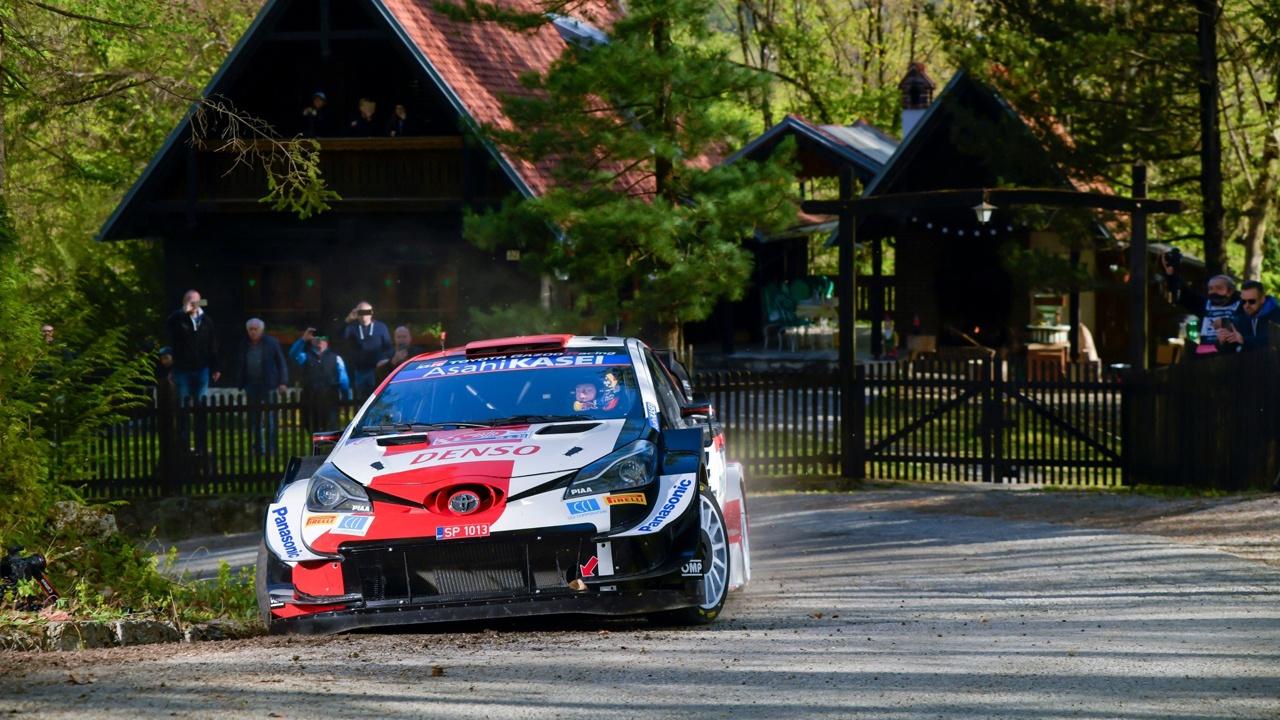 Sébastien Ogier gana el Rally de Croacia en un apretado y vibrante final