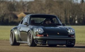 Singer comienza a producir el brutal 911 DLS de 500 CV desarrollado con Williams