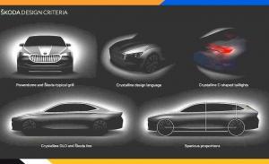Una filtración desvela una nueva filosofía de diseño más moderna de Skoda