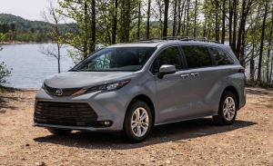 Toyota convierte al Sienna en un verdadero monovolumen off-road