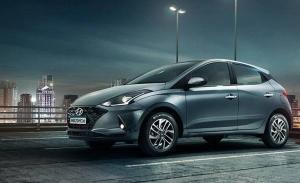 Brasil - Marzo 2021: Hyundai, junto a su utilitario HB20, obtiene la victoria