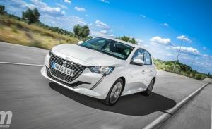 España - Marzo 2021: Peugeot 208 y Citroën C3, duelo en cabeza