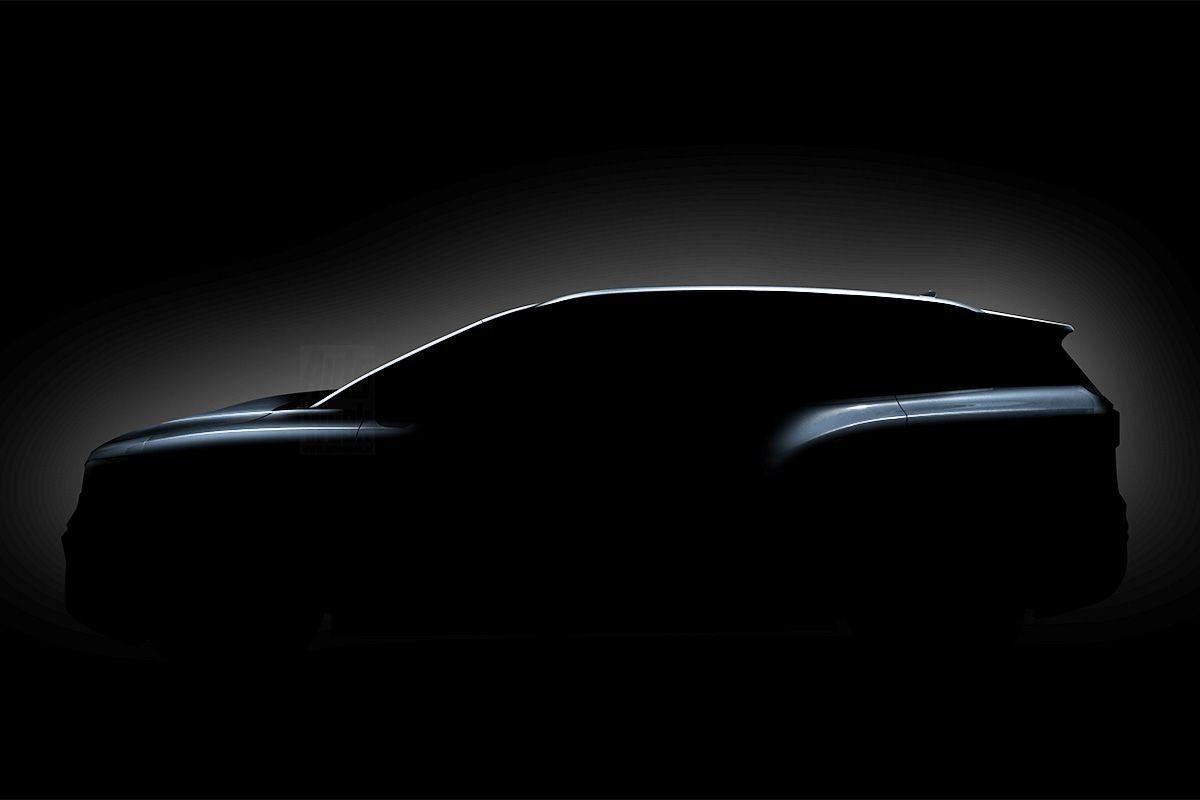 El nuevo Volkswagen ID.6 muestra su silueta en un primer teaser