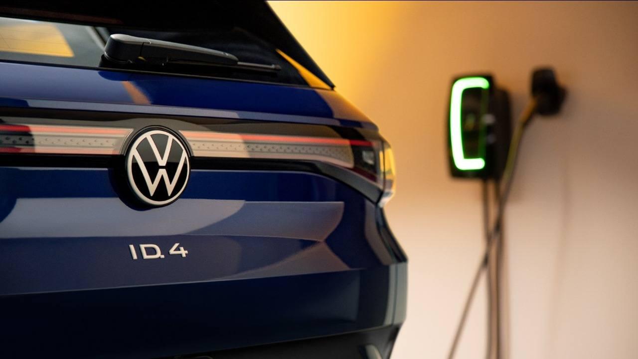 Los eléctricos de Volkswagen contarán con carga bidireccional en 2022