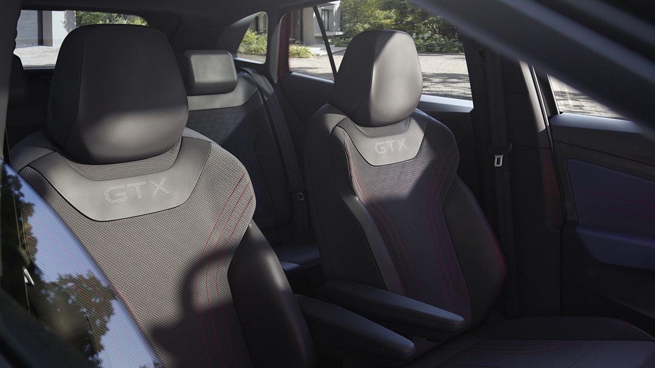 Volkswagen ID.4 GTX - asientos