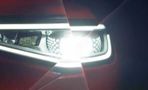 El futuro Volkswagen ID.4 GTX nos muestra sus ópticas antes de su presentación