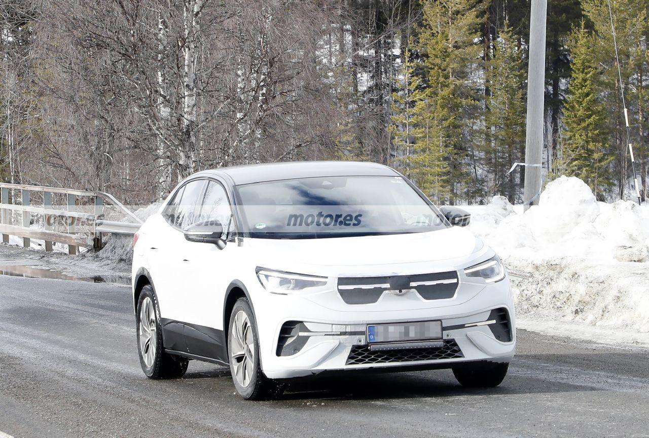 Los prototipos del nuevo Volkswagen ID.5 2021 ultiman sus pruebas en Suecia