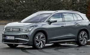 Volkswagen ID.6, un SUV de 7 plazas y mecánica 100% eléctrica