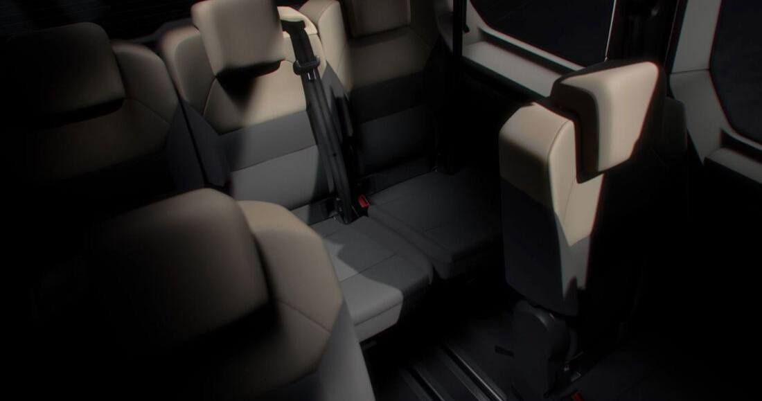 Foto Volkswagen Multivan 2022 - interior