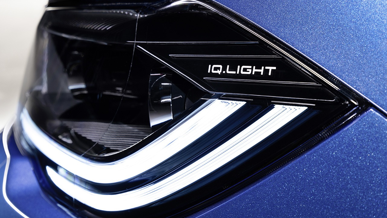Volkswagen Polo 2021 - faros IQ.Light