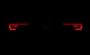 Así alumbran los pilotos traseros del Volkswagen Polo Facelift 2021 en este teaser