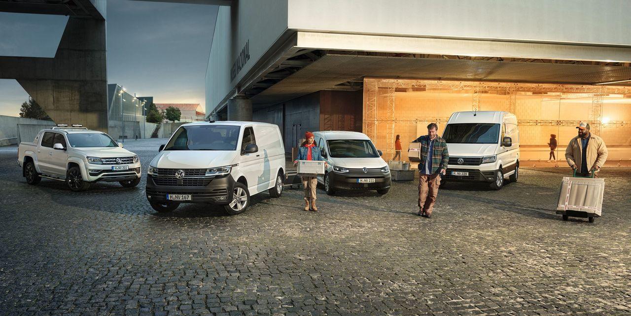 Volkswagen Vehículos Comerciales necesita vender muchas furgonetas eléctricas de pasajeros para evitar multas de CO2