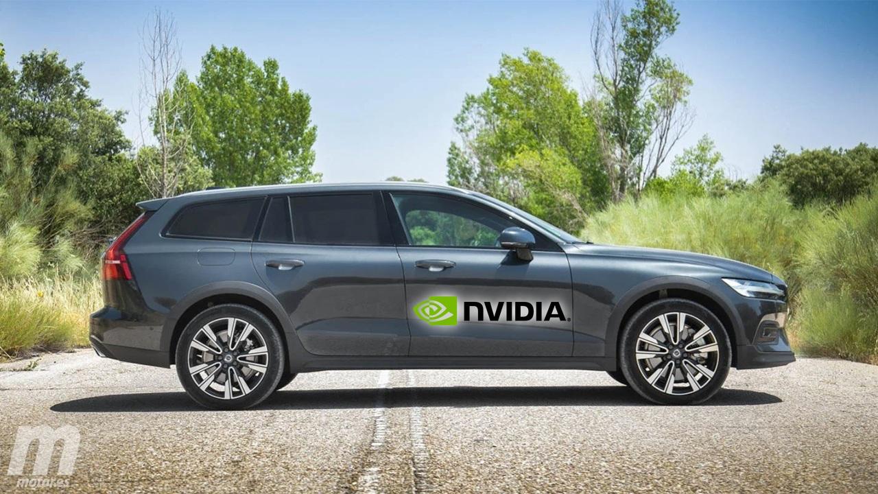 Volvo y NVIDIA, una pareja clave para el desarrollo de coches autónomos