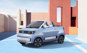 El eléctrico chino más vendido se convierte en un atractivo roadster descapotable