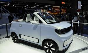 El Wuling Hongguang Mini EV Cabrio tendrá versión de producción en Europa