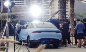 Filtrado el Xpeng P5, el ultratecnológico sedán que viene a por el Tesla Model 3