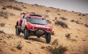 El 4x4 híbrido de Audi promete revolucionar el 'status quo' del Dakar