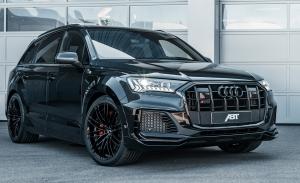 El Audi SQ7 alcanza los 650 CV de la mano de ABT Sportsline