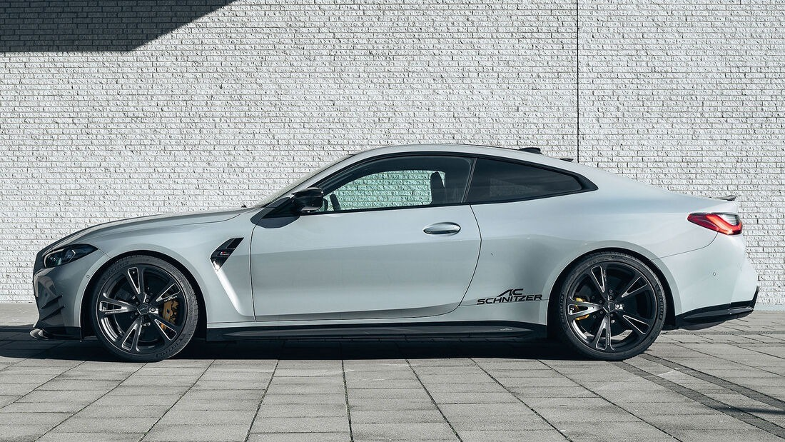 Foto AC Schnitzer BMW M4 Coupé - exterior
