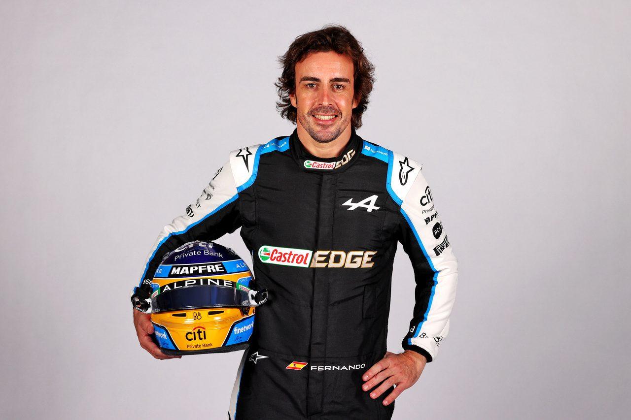 Alonso, ante su 18º GP de España: «Corremos para este tipo de momentos»