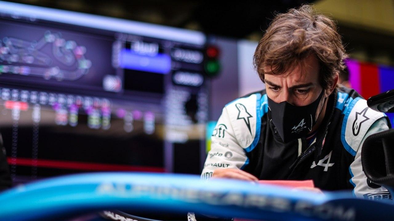 Alonso sufre una dura derrota frente a Ocon: «Hemos empeorado un segundo»