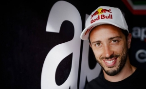 Andrea Dovizioso amplía su vínculo con Aprilia para realizar más test