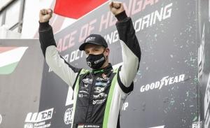 Bence Boldizs, tercer piloto de CUPRA y Zengö Motorsport en el WTCR