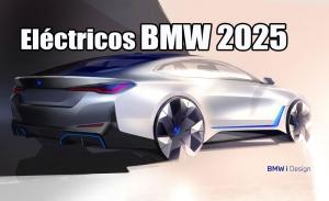 BMW contará con 13 coches eléctricos en 2025, incluidas MINI y Rolls-Royce