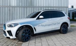 Unidades del BMW X5 propulsadas con hidrógeno recorrerán Alemania en 2022