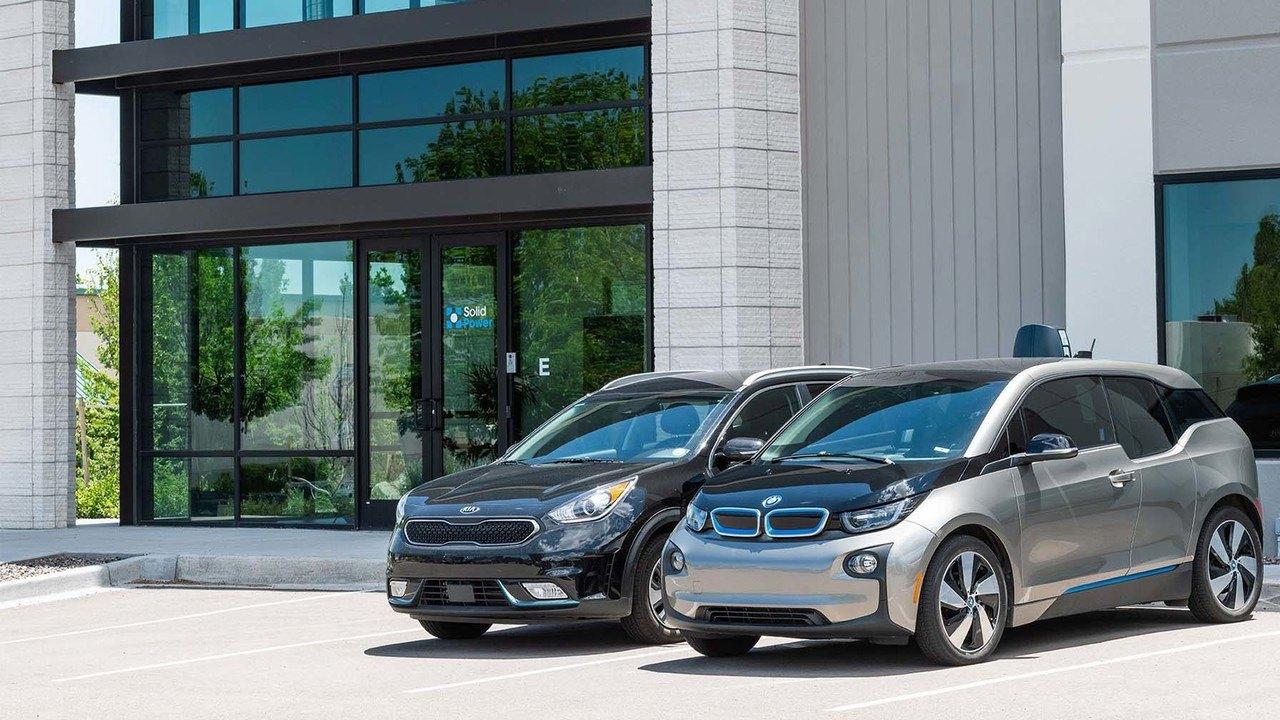 BMW y Ford invierten 130 millones en una start-up de baterías en estado sólido