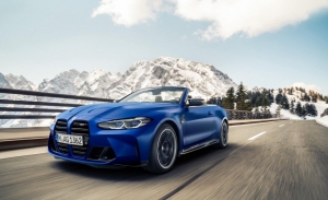 BMW M4 Competition M xDrive Cabrio 2022, máximas prestaciones sin techo